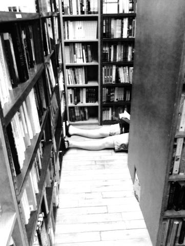 Book Legs