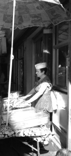 Brighton Pastry Vendor
